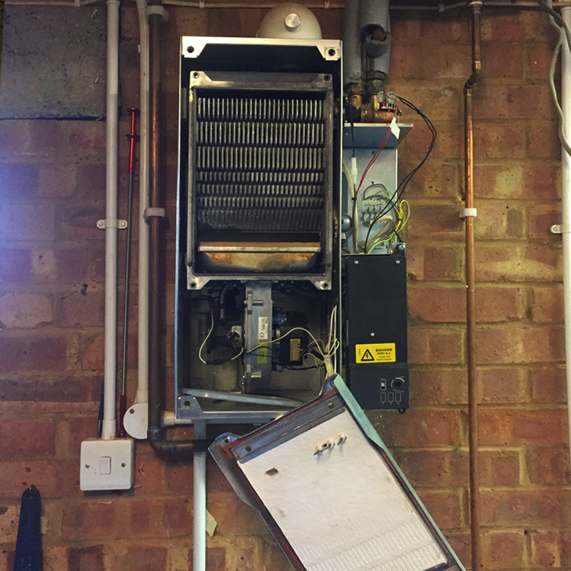 BA Stark Plumbing and Heating Boiler Repairs