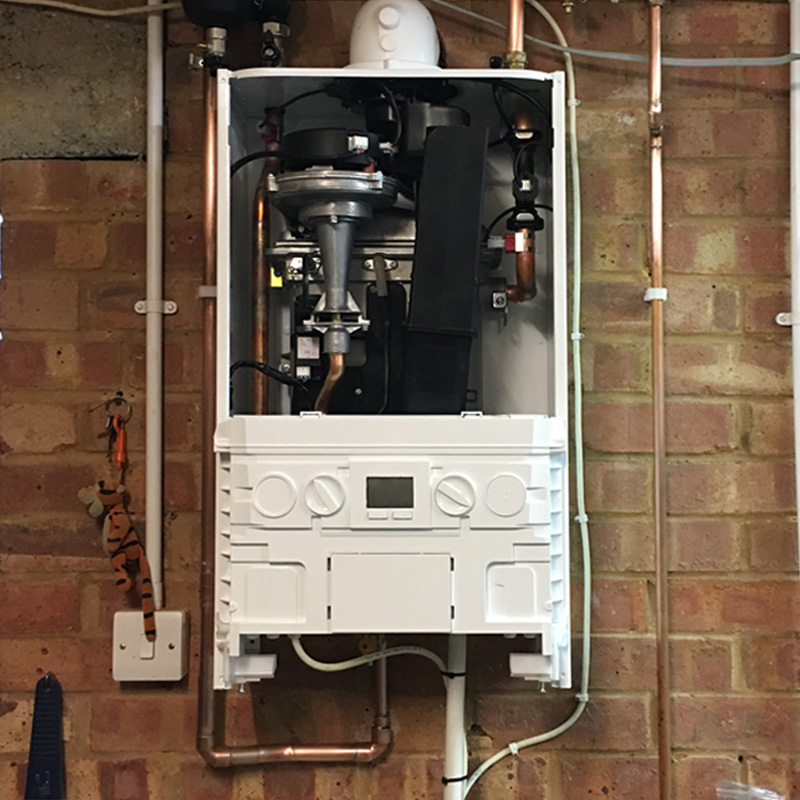 BA Stark Plumbing and Heating Boiler servicing